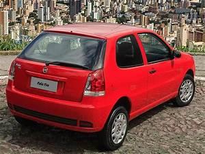 Fiat Palio Fire 5p Top  2015