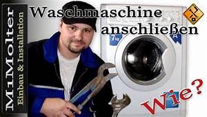 Waschmaschine Spült Weichspüler Nicht Ein : waschmaschine aufstellen und anschlie en aber wie von ~ Watch28wear.com Haus und Dekorationen