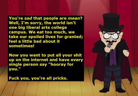 no internet south park quotes