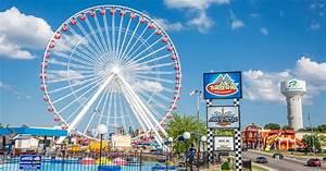 The Branson Ferris Wheel Is A Top Branson Missouri Attraction