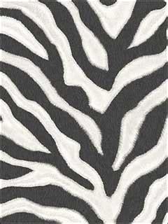 Zebra Print Wallpaper G67491 by Norwall Wallpaper