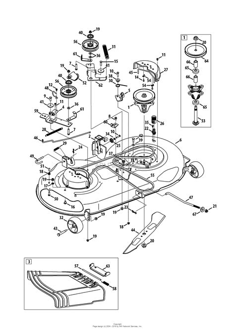 Sears Garden Tractor Parts by Mtd 13bl78st299 247 288862 Lt2000 2013 Parts Diagram