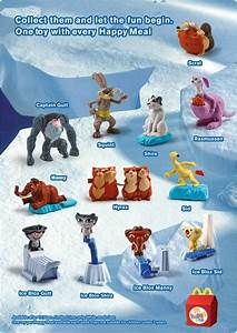 Current McDonald's Happy Meal Toys | McDonald's South ...