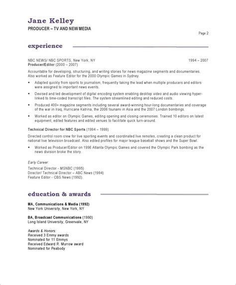 9 sle accounting resume self introduce resume introduction exles 28 images how to write a