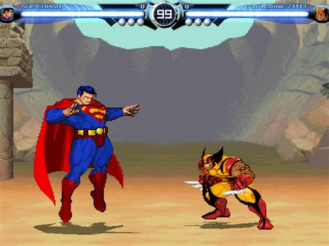 Make Your Own Fighting Game