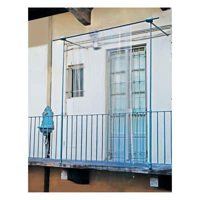 Tende Da Sole Ad Anelli by Tenda Da Sole Ad Anelli Cristal Glass Trasparente 150 X