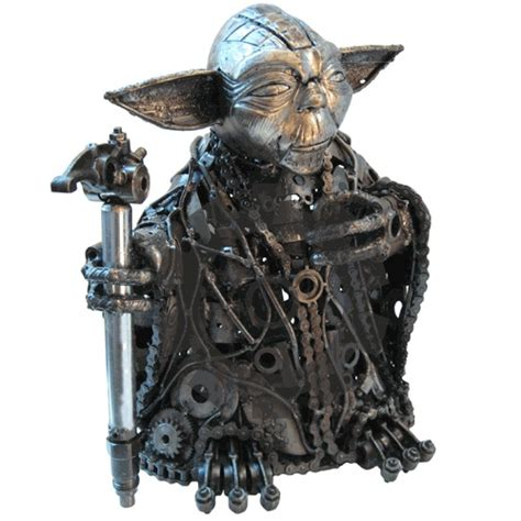 steampunk yoda costume jedi wars star