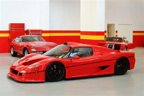 So how does it work? Watch Ferrari F50 GT1 Fly Around The Track In POV ...