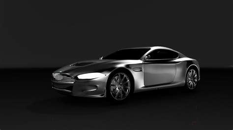 Aston Martin Db9 2017 by Aston Martin Db9 2017 Downloadfree3d