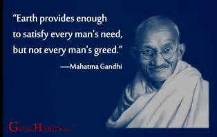Corruption Quotes Gandhi