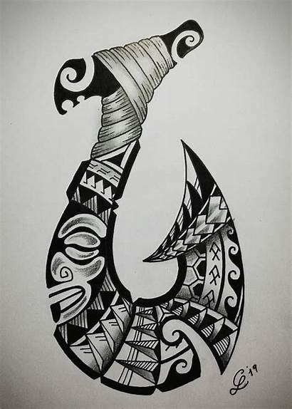 Tattoo Maori Tribal Turtle Tattoos Hawaiian Polynesian