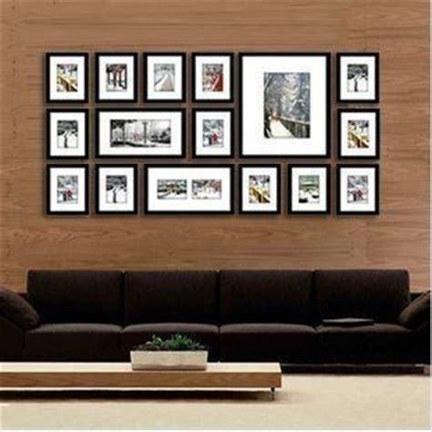 zoek meer kader informatie  goede houten muur fotolijst ideeen frames   stuksset