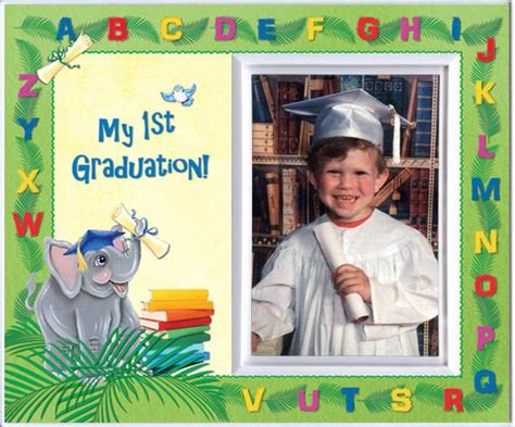 preschool kindergarten my graduation picture frame 328 | il 570xN.598082517 h72p