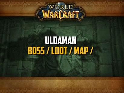 Uldaman Guide Wow Classic Map Loot Boss