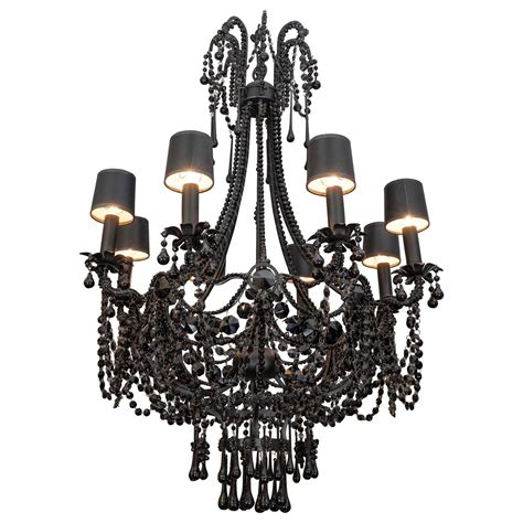 black chandelier for sale at 1stdibs
