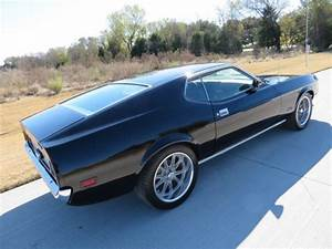 1972 Ford Mustang 2+2 Fastback Sportsroof 351 H-code PowerSteering-Disc brakes for sale - Ford ...