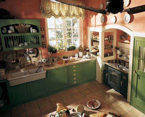 vintage country kitchens landhausk 252 che country style edle k 252 chen 3183