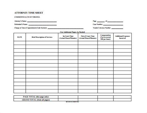 time sheet templates  sample  format