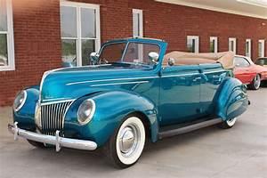 1939 Ford Deluxe Green Convertible 5.3 Liter Vortec ...