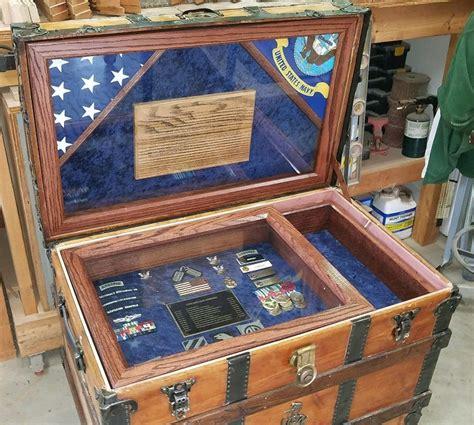Army Navy Retirement Shadow Box Ideas Or Military Shadow