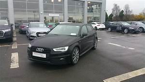 Audi A3 S Line 2016 : 161d17349 2016 audi a3 sb 1 6tdi 110 s line black edition 26 995 youtube ~ Medecine-chirurgie-esthetiques.com Avis de Voitures