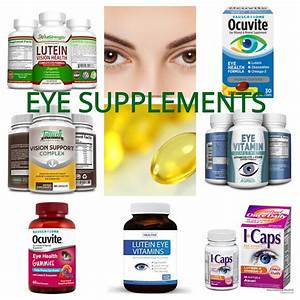 Ranking The Best Eye Supplements For Eye Health In 2020