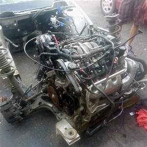 Nissan 240sx With A Mid