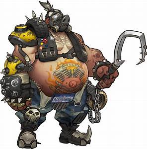 Roadhog Overwatch Wiki