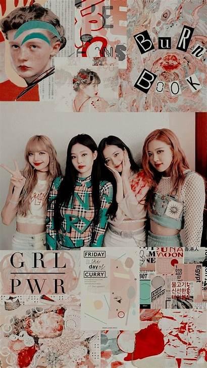 Blackpink Jisoo Lisa Jennie Aesthetic Rose Wallpapers