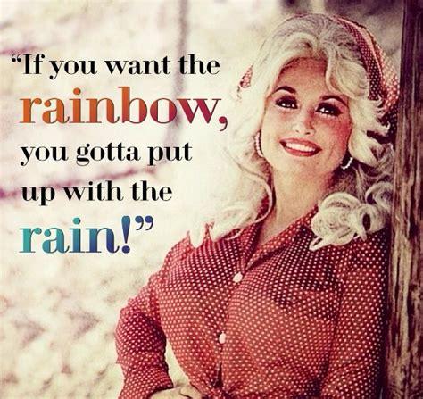 rainbow  gotta put    rain