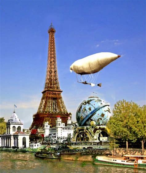 unrecognizable paris  monuments  vanished