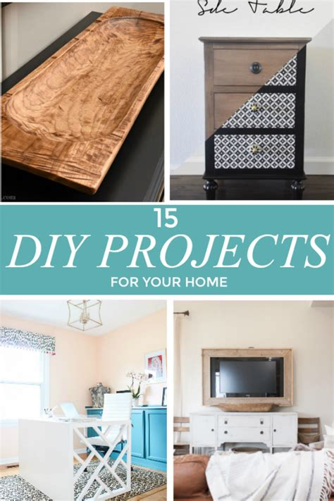 quick  easy diy projects  refresh  home