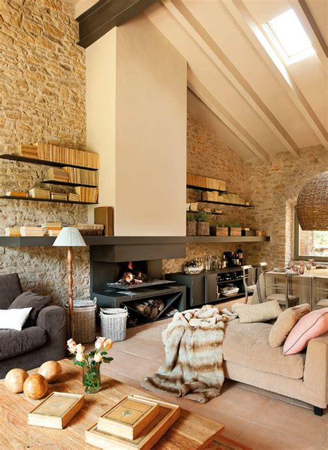 how to get into interior decorating an old barn turned into a beautiful residence