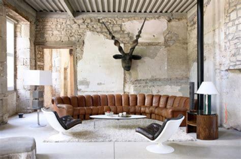 canapé de sede 30 coole grunge interior designs eigenartige