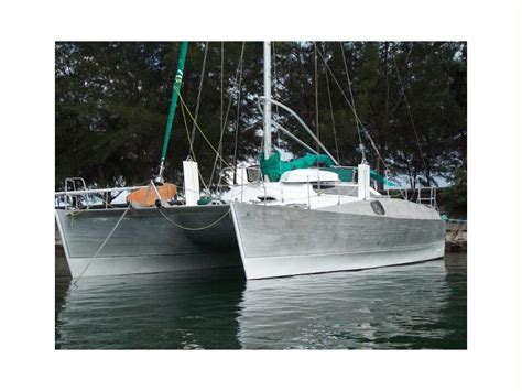 Catamarans For Sale Malaysia by Easton 46 Aluminium Catamaran In Malaysia Catamarans
