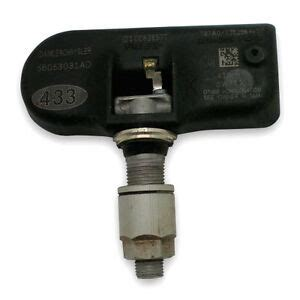 tire pressure monitoring 2001 chrysler voyager auto manual chrysler dodge jeep 56053031ad tpms tire pressure monitor sensor oem ebay