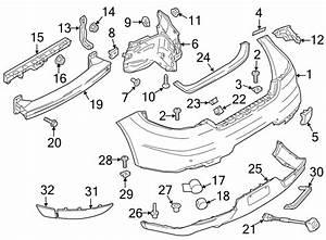 Porsche Panamera Blind Rivet