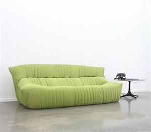 Ligne Roset Bettsofa : very rare ligne roset sofa by michel ducaroy 1970s 71119 ~ Markanthonyermac.com Haus und Dekorationen