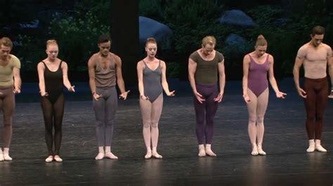 """New York City Ballet Moves In """"moves"""" 2012 Vail International Dance Festival Youtube"""