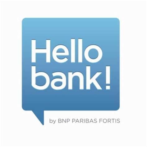 bnp paribas si e social bnp paribas fortis lanceert hello bank een 100 mobiele