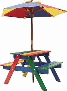 Gartenmöbel Set Ebay : kinder gartenm bel bank tisch und sonnenschirm picknick set robust holz ebay ~ A.2002-acura-tl-radio.info Haus und Dekorationen