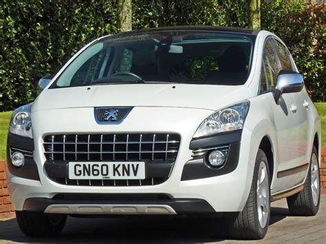peugeot 1008 used used polar white peugeot 3008 for sale dorset