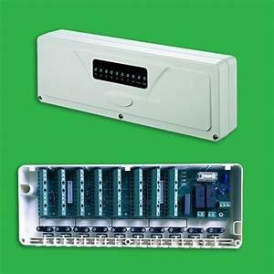 Reliance Underfloor Heating 8 Way Wiring Centre  U2013 230v Rwc
