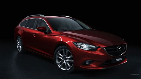 Mazda 6 Wallpapers Hd / Desktop And Mobile Backgrounds