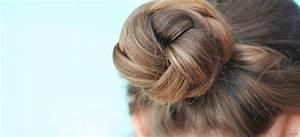 Chignon Cheveux Mi Long : 3 id es de chignons faciles pour cheveux mi longs beaut fr ~ Melissatoandfro.com Idées de Décoration