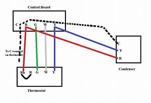 Diagram  Collection Of Heating And Cooling Thermostat