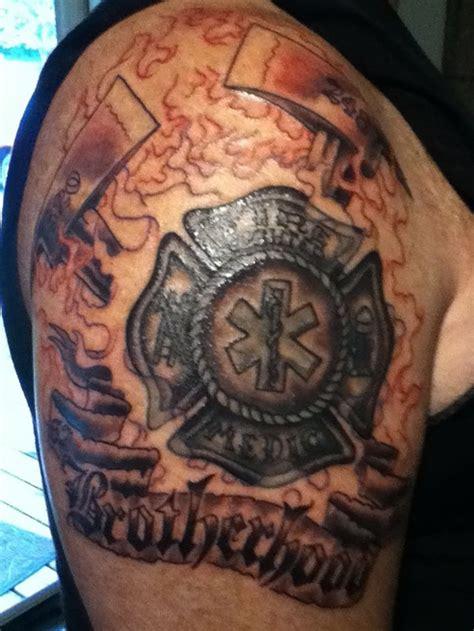 Roman Angel Tattoo Sleeve