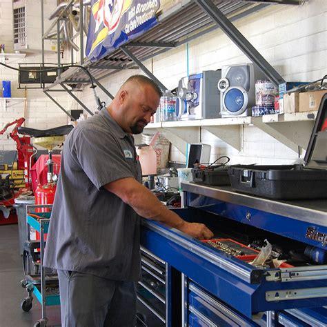 auto repair shop  saint george ut riverside automotive