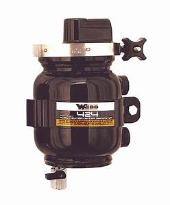 Ftg  Inc  Fuel Heater  Water Separator Wfh525 In Engine