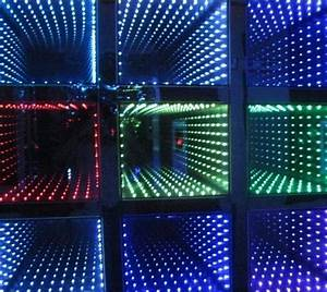 Led Wall Light  Led Tunnel Light With 3d Effect From